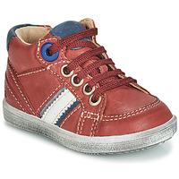 Zapatos Niño Zapatillas altas GBB ANGELITO Burdeo