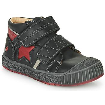 Zapatos Niño Zapatillas altas GBB RADIS Vte / Negro / Dpf / Linux