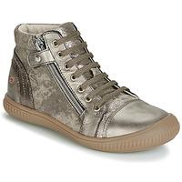 Zapatos Niña Zapatillas altas GBB RACHIDA Topotea / Bronce