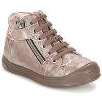 Zapatos Niña Zapatillas altas GBB DESTINY Topotea / Bronce