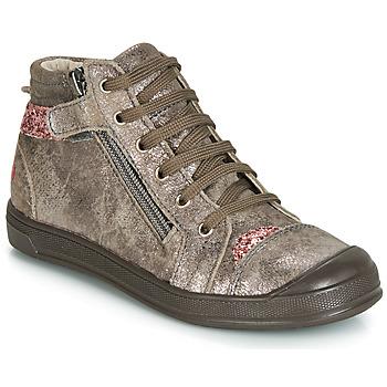 Zapatos Niña Zapatillas altas GBB DESTINY Crt / Topotea / Rosa / Dpf / Edit