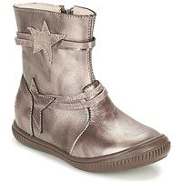Zapatos Niña Botas de caña baja GBB NOTTE Topotea / Bronce