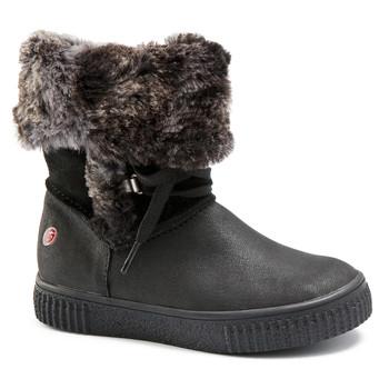 Zapatos Niña Botas urbanas GBB NOUSTIK Vte / Negro / Dpf / Ester