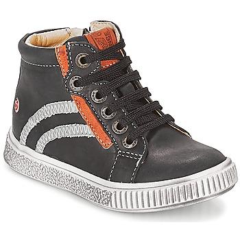 Zapatos Niño Zapatillas altas GBB NESTOR Negro