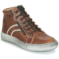 Zapatos Niño Zapatillas altas GBB NESTOR Vte / Marrón / Dpf / Letty