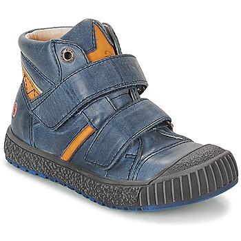 Zapatos Niño Botas de caña baja GBB RAIFORT Azul