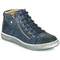 Zapatos Niño Zapatillas altas GBB NICO Vte / Marino / Dpf / 2835