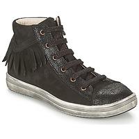 Zapatos Niña Zapatillas altas GBB FRANCESCA Negro