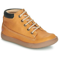 Zapatos Niño Zapatillas altas GBB NORMAN Ocre