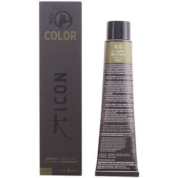 Belleza Tratamiento capilar I.c.o.n. Ecotech Color Natural Color 5.0 Light Brown I.c.o.n. 60 ml