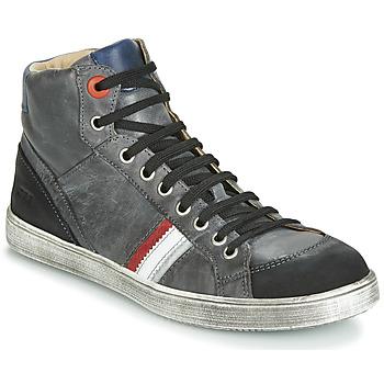 Zapatos Niño Zapatillas altas GBB ANGELO Gris