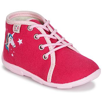 Zapatos Niña Pantuflas GBB FEE ARC EN CIEL Rosa