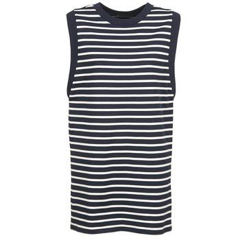 vestidos cortos Petit Bateau MARBRE