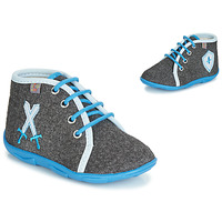 Zapatos Niño Pantuflas GBB DAGONET Gris / Azul