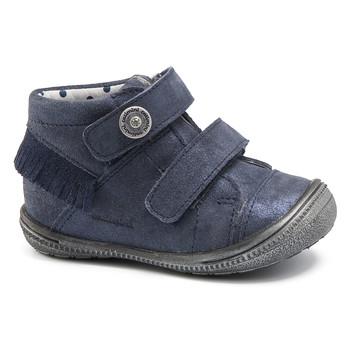 Zapatos Niña Zapatillas altas Catimini MAGENTA Crt / Marino / Dpf / 2822