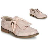 Zapatos Niña Derbie Catimini ROMY Rosa