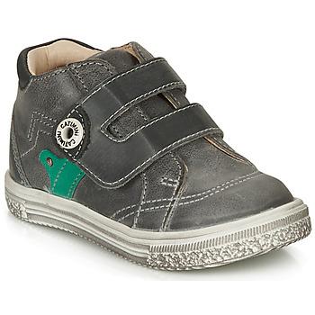 Zapatos Niño Zapatillas altas Catimini BICHOU Nus / Gris / Dpf / Times
