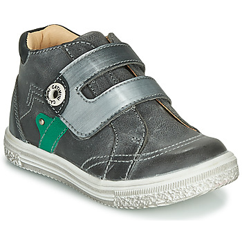 Zapatos Niño Zapatillas altas Catimini BICHOU Gris