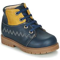 Zapatos Niño Botas de caña baja Catimini CHARLY Vtu / Marini-mostaza / Dpf / 2900