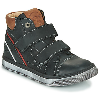Zapatos Niño Zapatillas altas Catimini ROBBY Negro