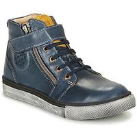 Zapatos Niño Zapatillas altas Catimini TOBBY Marino