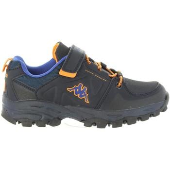Zapatos Niños Zapatillas bajas Kappa 303XM70 ASPEN Azul