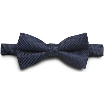 textil Hombre Corbatas y accesorios Jack & Jones 12125734 JACCOLOMBIA BOWTIE NOOS DARK NAVY/SOLID Azul marino