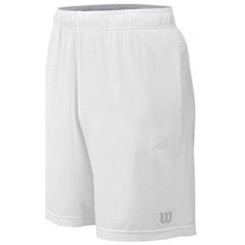 Wilson PANTALON CORTO STAR WOVEN BLANCO Multicolor