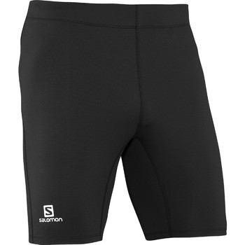 textil Hombre Pantalones Salomon Start Short Negro