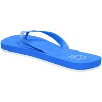 Zapatos Hombre Chanclas Momo DESIGN sandalias azul gomma AG29 azul