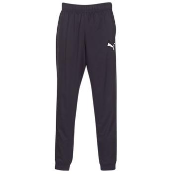 textil Hombre Pantalones de chándal Puma ACTIVE WOVEN PANT Negro