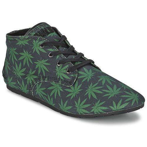 Zapatos Zapatillas altas Eleven Paris BASTEE Estampado