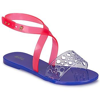Zapatos Mujer Sandalias Melissa TASTY Azul / Rosa