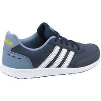 Zapatos Niños Zapatillas bajas adidas Originals VS Switch 2 K Azul marino
