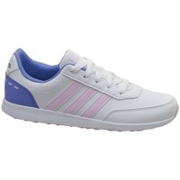 Zapatos Niños Zapatillas bajas adidas Originals VS Switch 2 K Blanco