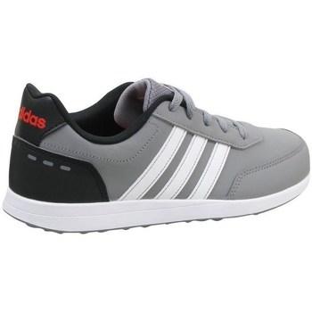 Zapatos Niños Zapatillas bajas adidas Originals VS Switch 2 K Grises