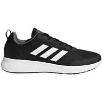 Zapatos Hombre Zapatillas bajas adidas Originals Element Race Negros-Blanco