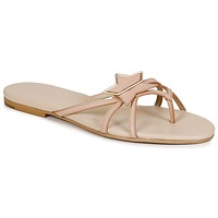 Zapatos Mujer Chanclas See by Chloé SB24120 Beige / Nude