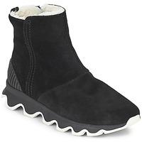 Zapatos Mujer Botas de nieve Sorel KINETIC™ SHORT Negro