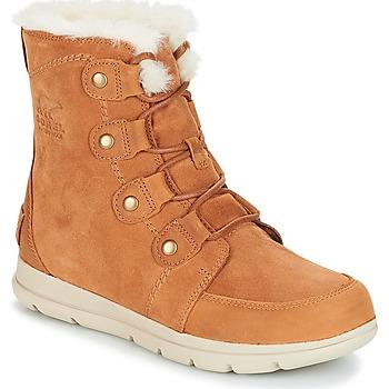 Zapatos Mujer Botas de nieve Sorel SOREL™ EXPLORER JOAN Camel