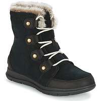Zapatos Mujer Botas de nieve Sorel SOREL™ EXPLORER JOAN Negro
