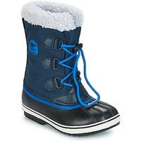 Zapatos Niños Botas de nieve Sorel YOOT PAC™ NYLON Marino