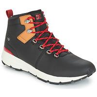 Zapatos Hombre Zapatillas bajas DC Shoes MUIRLAND LX M BOOT XKCK Negro / Rojo