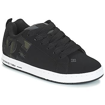 Zapatos Hombre Zapatos de skate DC Shoes CT GRAFFIK SE M SHOE BLO Negro