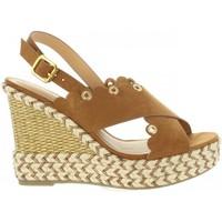 Zapatos Mujer Sandalias Sprox 391013-B6600 Marrón
