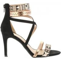 Zapatos Mujer Sandalias Sprox 391513-B6600 Negro