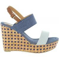 Zapatos Mujer Sandalias Sprox 385913-B6600 Azul