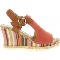 Zapatos Mujer Sandalias Sprox 391663-B6600 Marrón