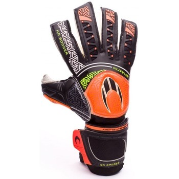 Accesorios textil Guantes Ho Soccer Ikarus Roll-Negative Black-Grey-Orange