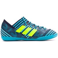 Zapatos Hombre Zapatillas bajas adidas Originals Nemeziz Tango 17.3 IN Niño Legend ink- Solar yellow-Energy blue